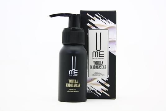 UME Love Power Gel X-Series Vanilla Madagascar