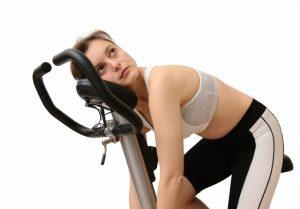 ออกกำลังกายหนักเกินไป